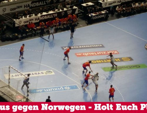 DHB verliert gegen Norwegen – Holt Euch Platz 3, Jungs!