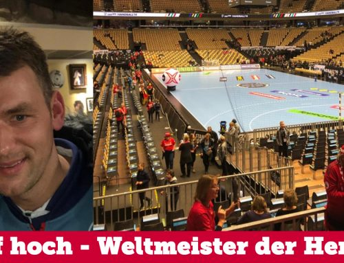 Allstar Game als Finale der Handball WM: Tore, Tore, Tore
