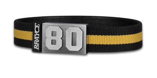 Dortmund Trikot am Handgelenk® mit der Nummer 80