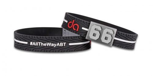 Daniel Abt Armband Nummer 66