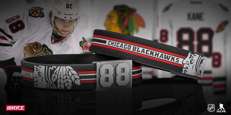 Patrick Kane Armband Nummer 88