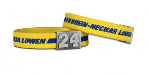 Rhein-Neckar Löwen Armband Nummer 24