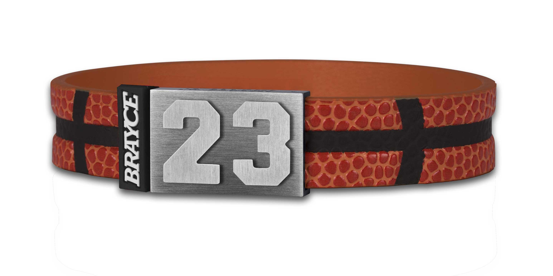 Basketball Armband mit Nummer 23