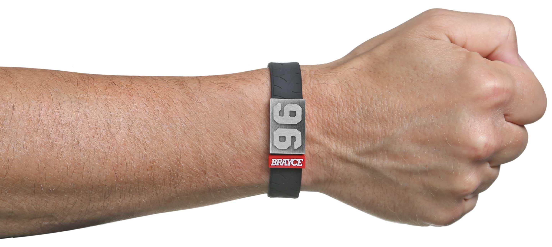 Motorsport Armband Nummer 96