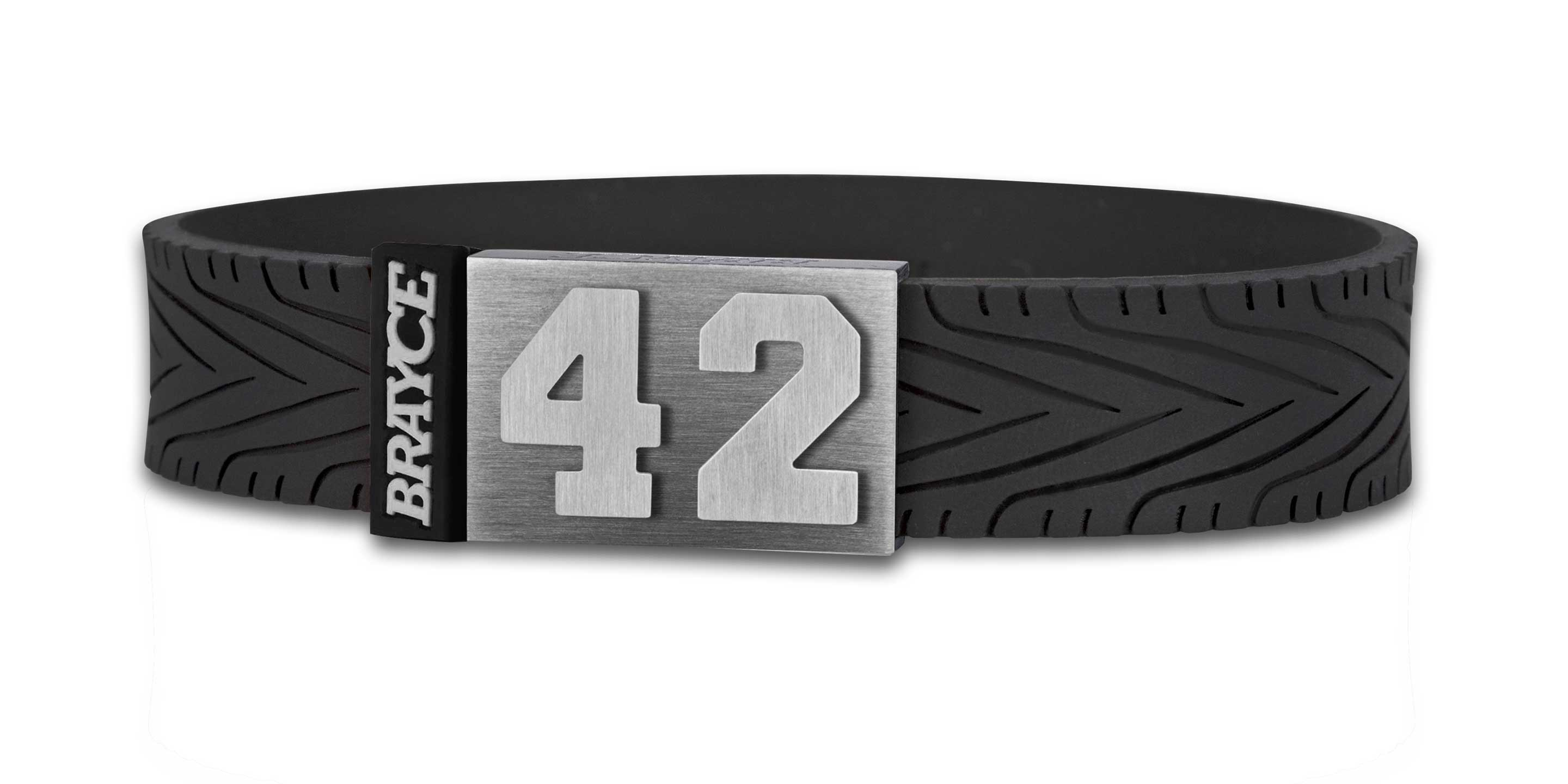 Racing Tyre Armband Nummer 42