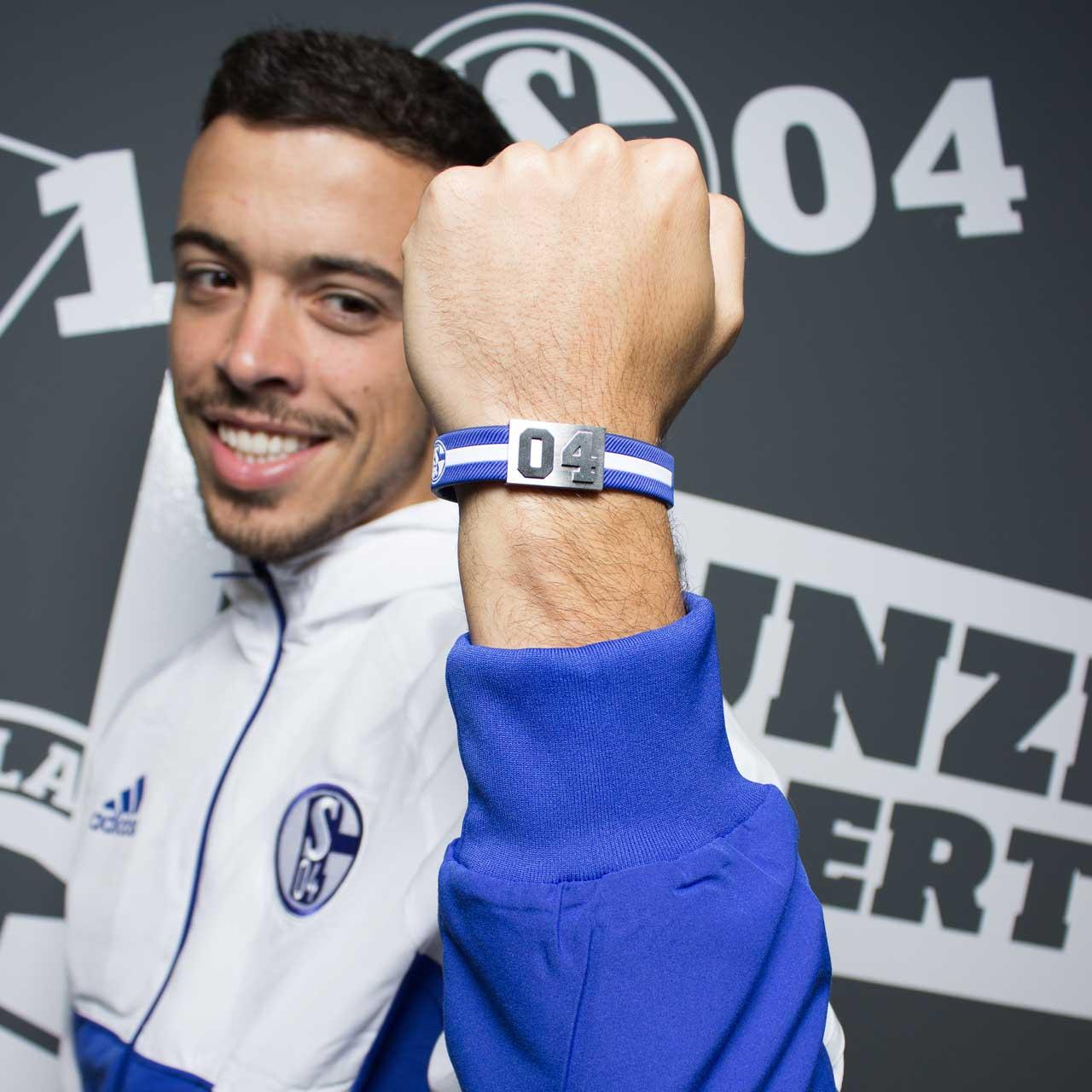 Schalke 04 Armband Di Santo #9