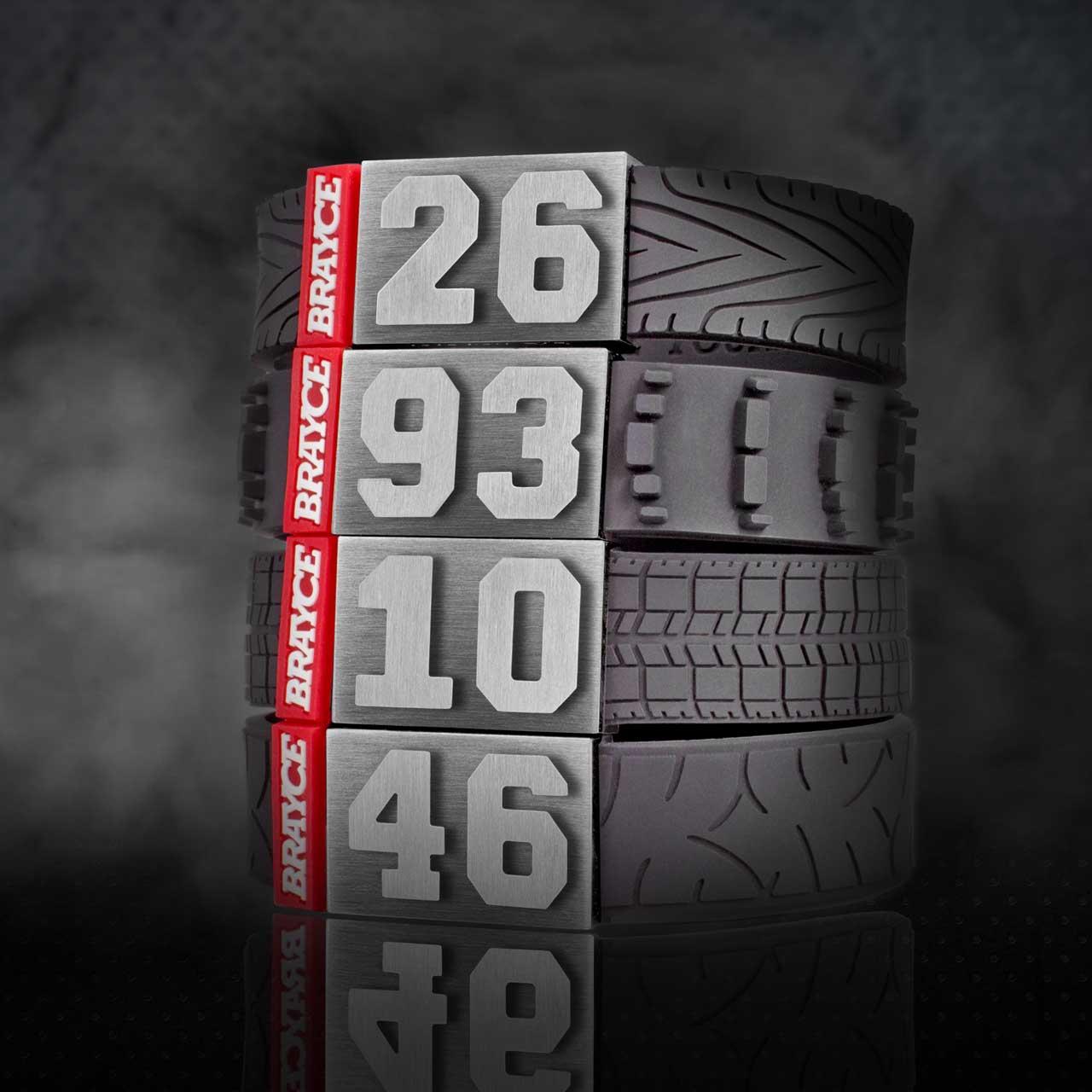 Armband mit Deiner Nummer