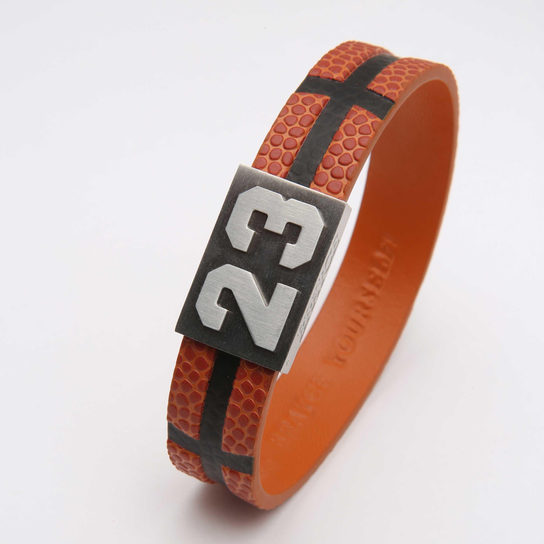 Basketball Armband Detailansicht