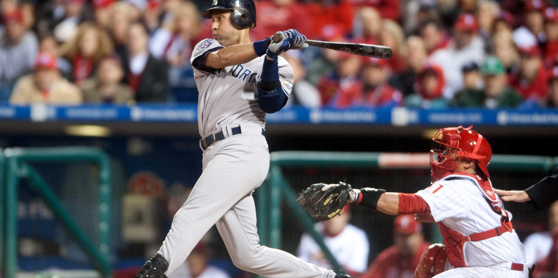 Derek Jeter - Baseball at it's best!