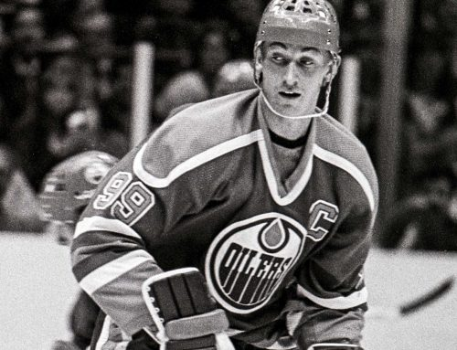 Wayne Gretzky #99 – The Great One
