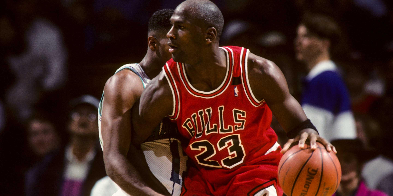 Michael Jordan - einfach magisch