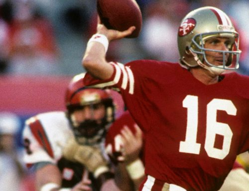 Joe Montana #16 – Comeback Kid