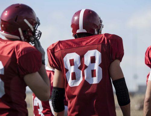Rückennummern beim American Football