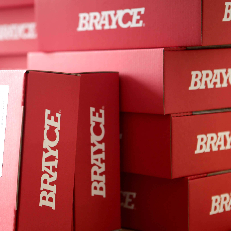 Einzelne Bestandteile der BRAYCE Produktion