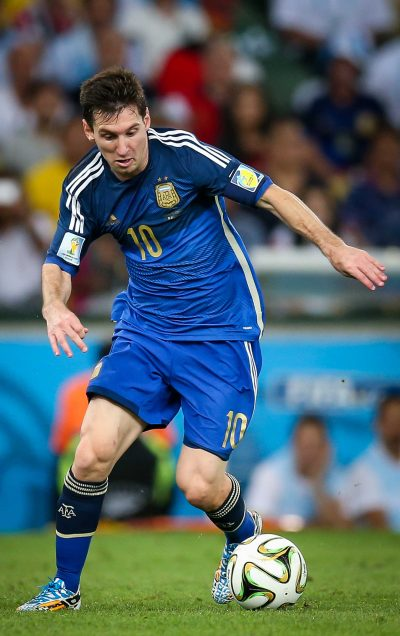 Lionel Messi #10