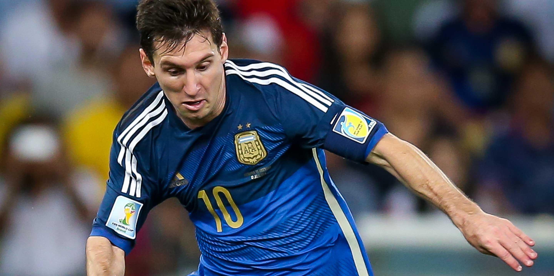 Messi - der kleine Große des Fußballs