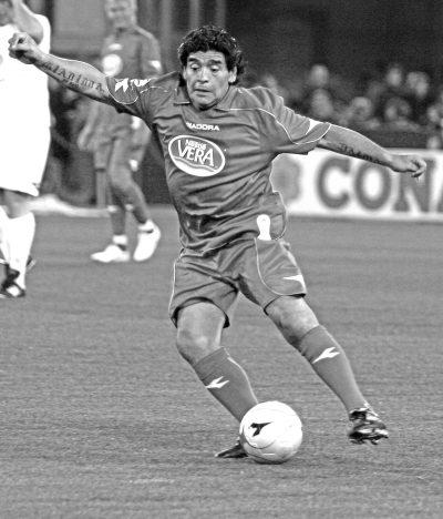 Diego Maradona #10